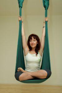 Инструкторский курс Unnata Aerial Yoga 19-28 мая 2017г.