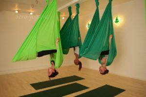 Что такое Антигравити йога?